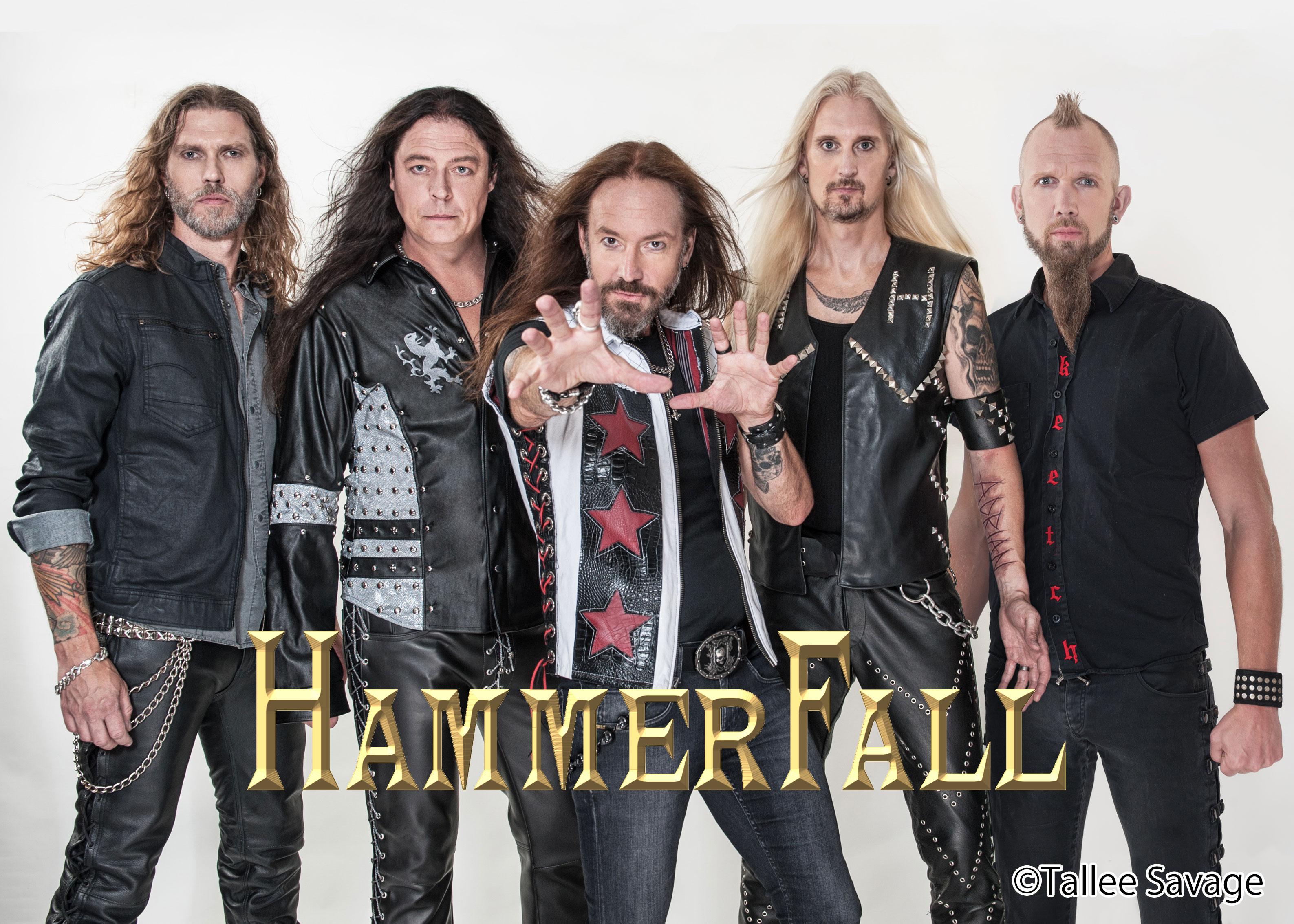 Hammerfallpage