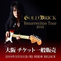 Resurrection Tour 2019 チケット