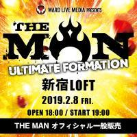 THE MAN ライヴ・レコーディングGIG -ULTIMATE FORMATION-