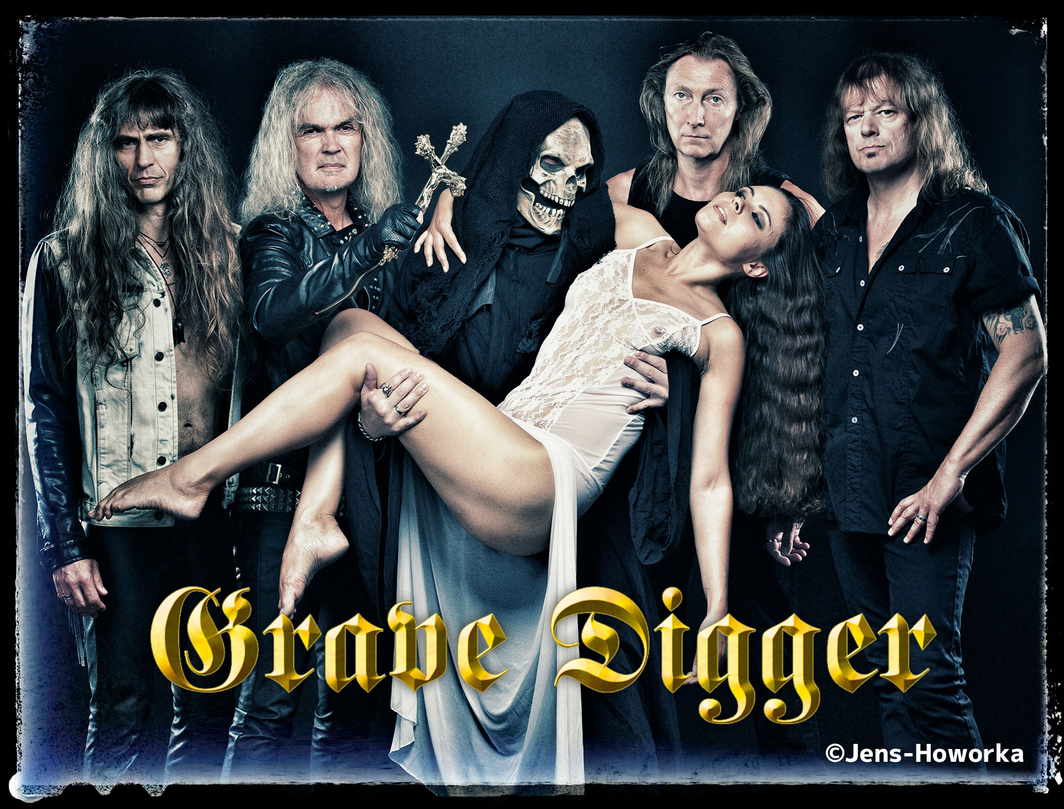 Grave Digger photo by Jens-Howorka