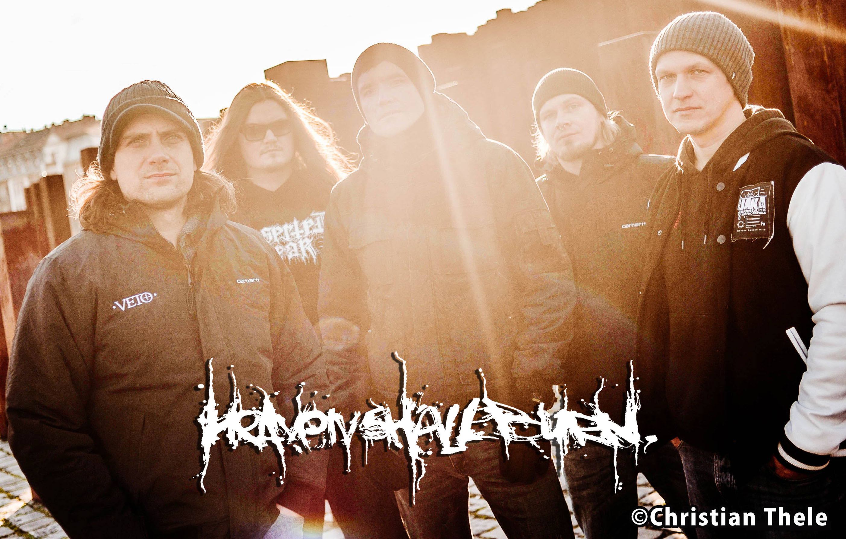 Heaven Shall Burn photo by Christian Thele