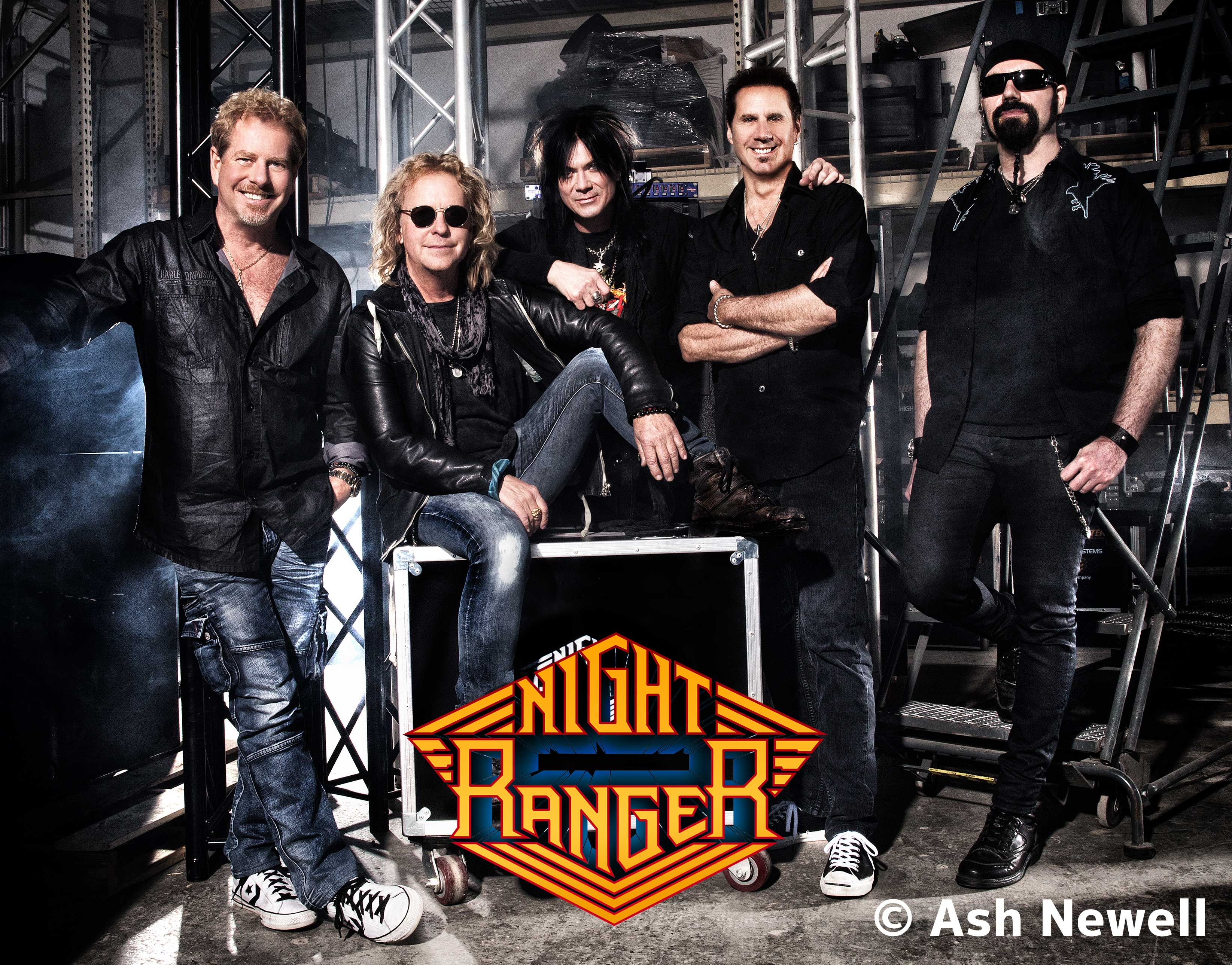 Night Ranger photo by Ash Newell