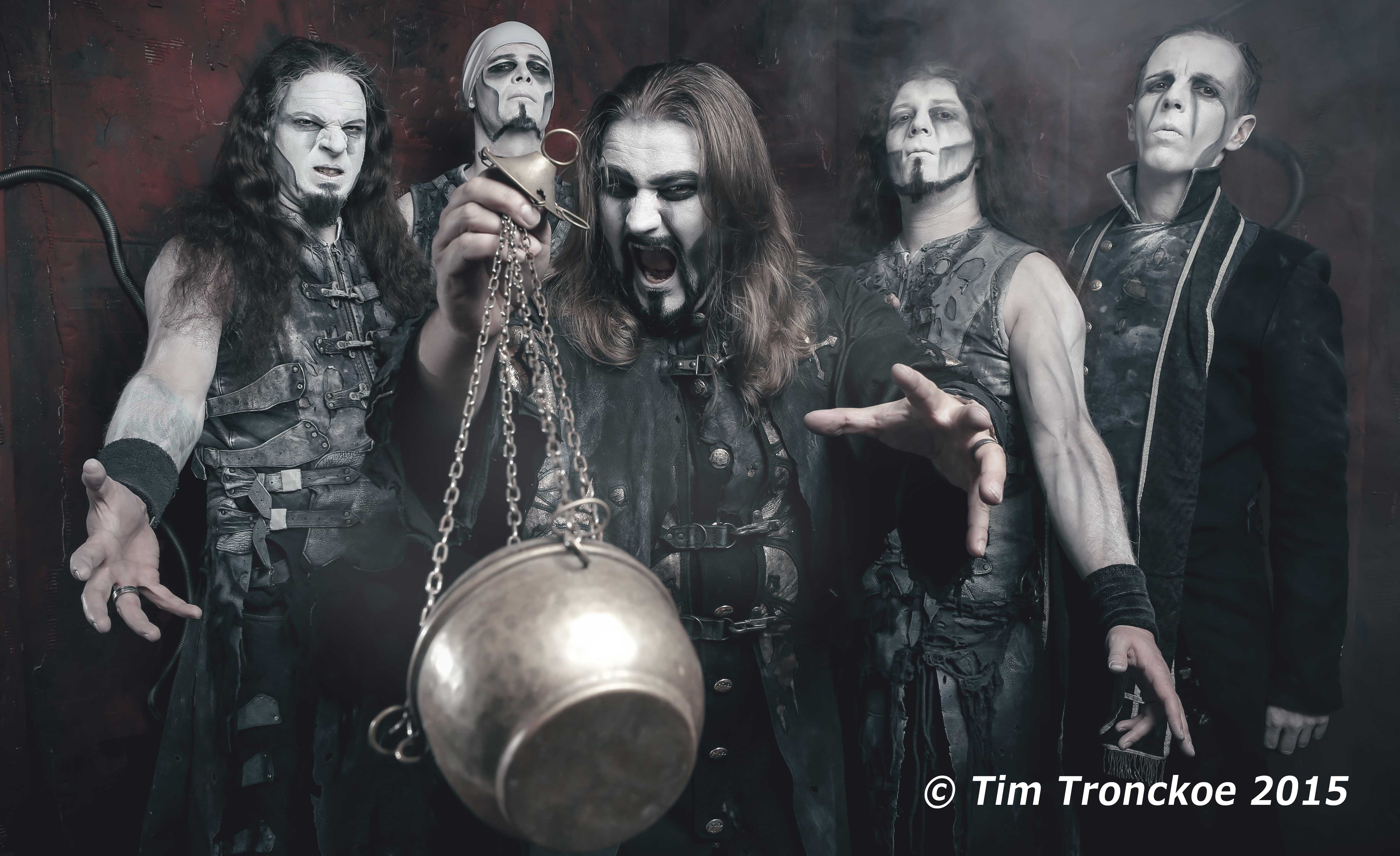 Powerwolf photo by Tim Tronckoe
