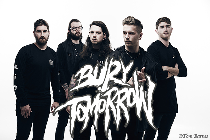Bury Tomorrow photo by Tom Barnes
