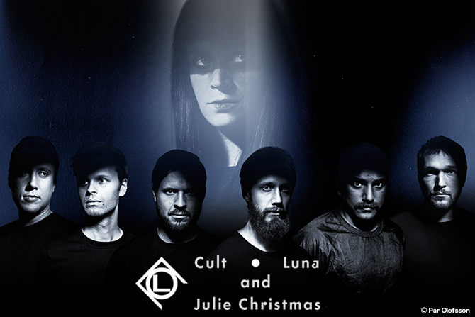 Cult of Luna and Julie Christmas photo by Par Olofsson