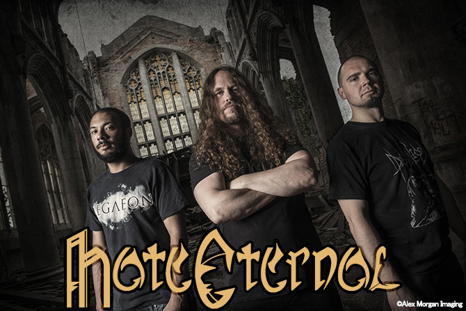Hate Eternal photo by Alex Morgan Imaging