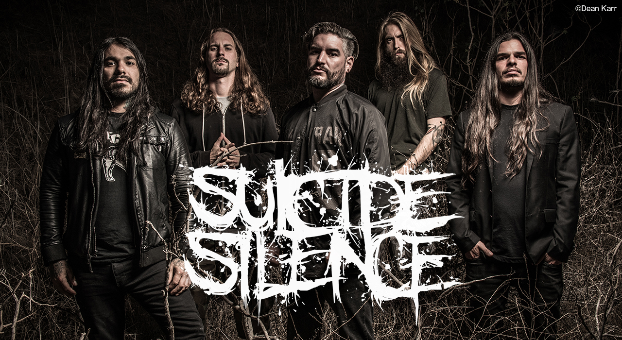 Suicide Silence by Dean Karr