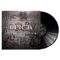 EPICA VS attack on titan songs【30枚限定 輸入盤LPレコード】