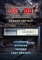 LOUD∞OUT FEST 2016【DVD】
