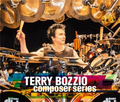 Terry Bozzio - Composer Series【4CD+Blu-ray】
