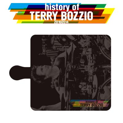"""History Of Terry Bozzio"" Official iPhone 6 Case (Book Type)"