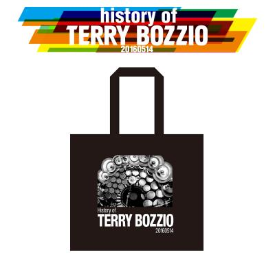 """History Of Terry Bozzio"" Official Tote Bag"