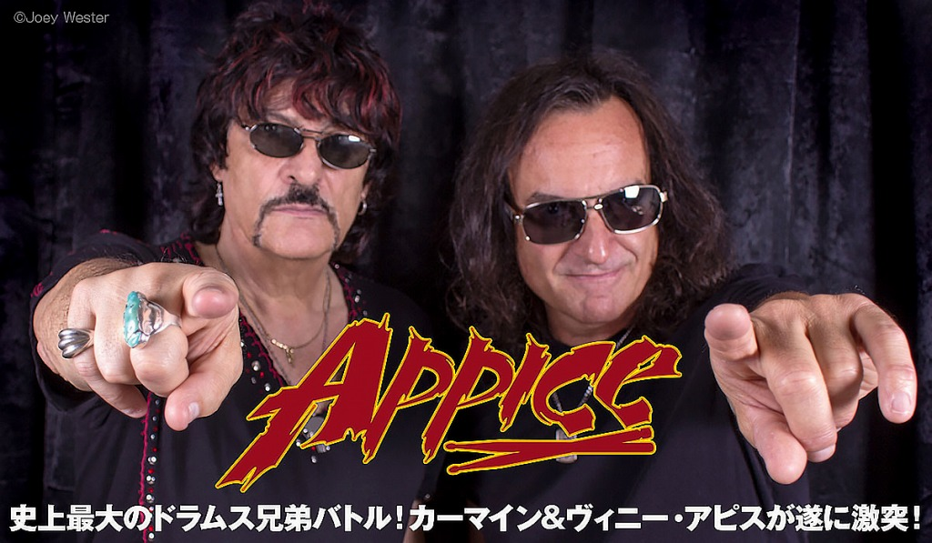 Appice photo by Joey Wester