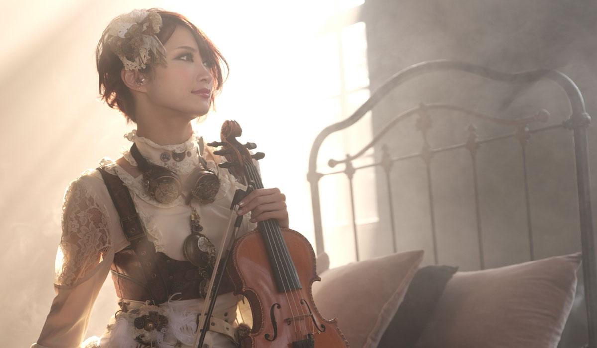Ayasa バイオリニスト