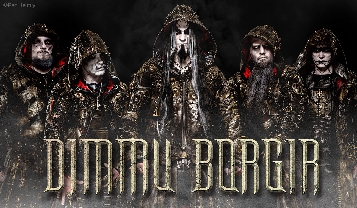 Dimmu Borgir photo by Per Heimlyu