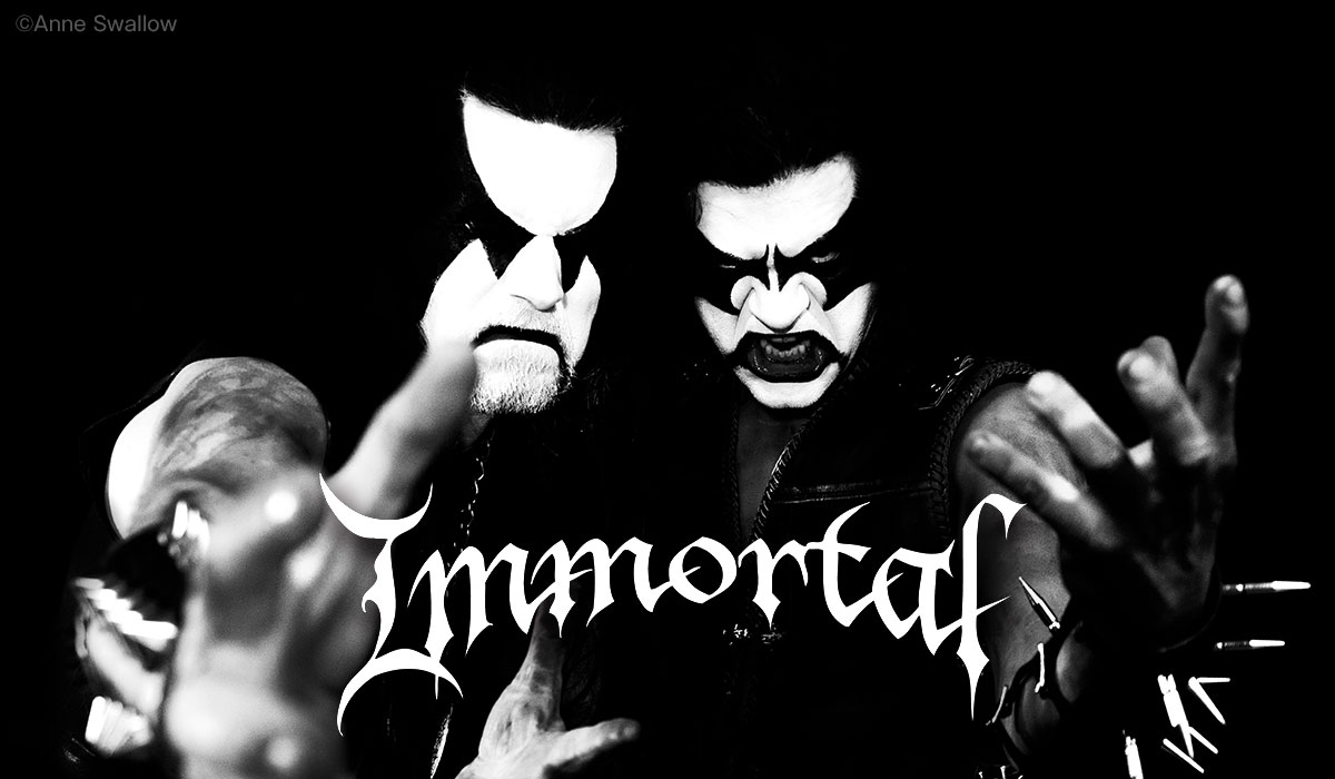 Immortal photo by Anne Swallow