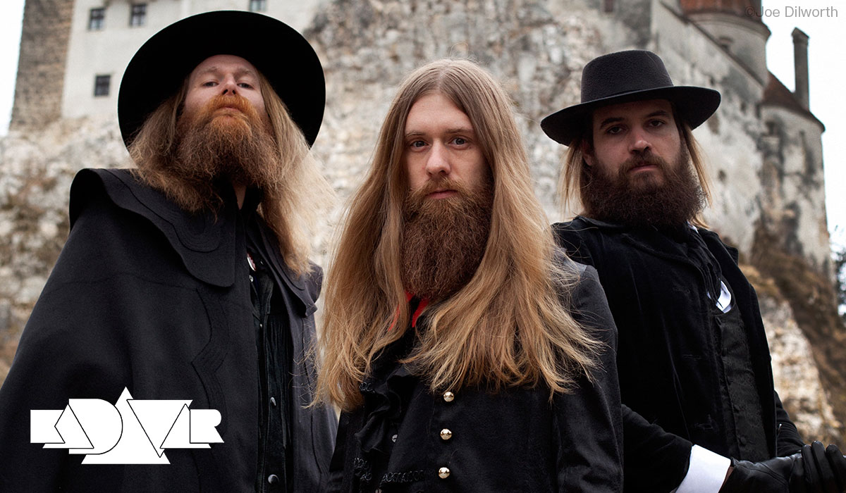 Kadavar photo by Joe Dilworth