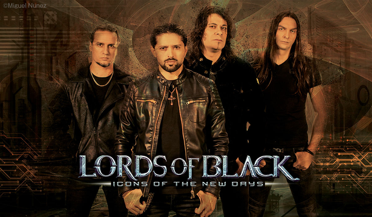 Lords Of Black photo by Miguel Nunez