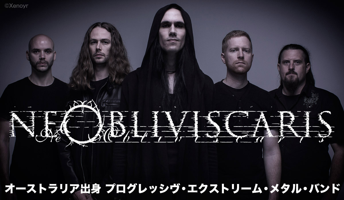 Ne Obliviscaris photo by Xeonyr