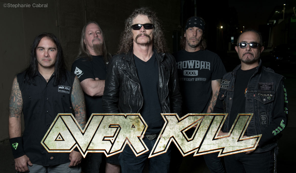 Overkill photo by Stephanie Cabral