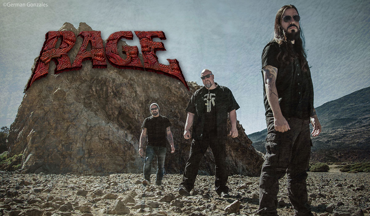 Rage photo by German Gonzales