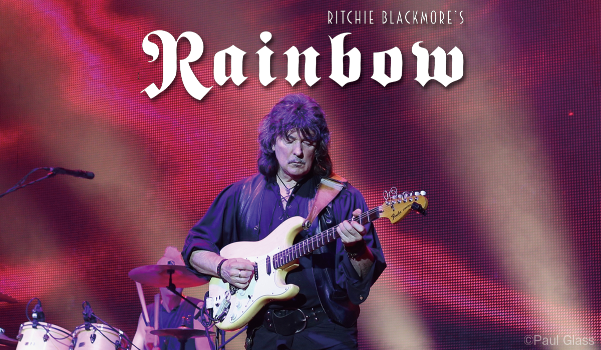 Ritchie Blackmore photo by Paul Glass