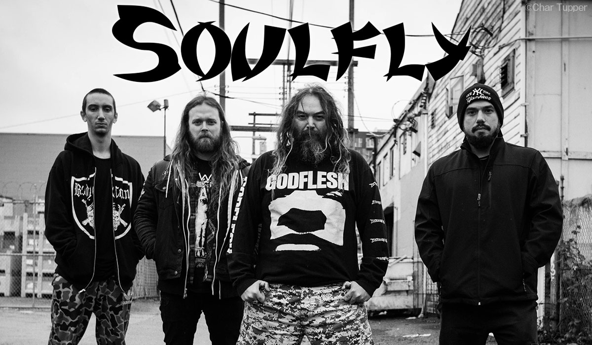Soulfly photo by Char Tupper