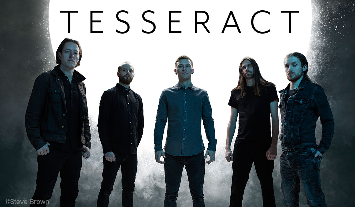 Tesseract photo by Steve Brown